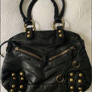 Linea Pelle Bowling Bag Handbag
